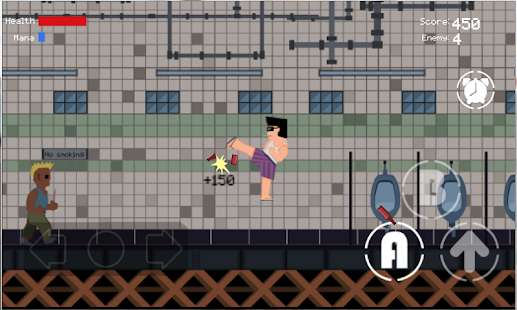 Kungfu Toilet - screenshot
