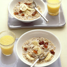 Steel-Cut Oat Porridge