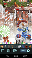 Screenshot of Hidden Object: July Christmas