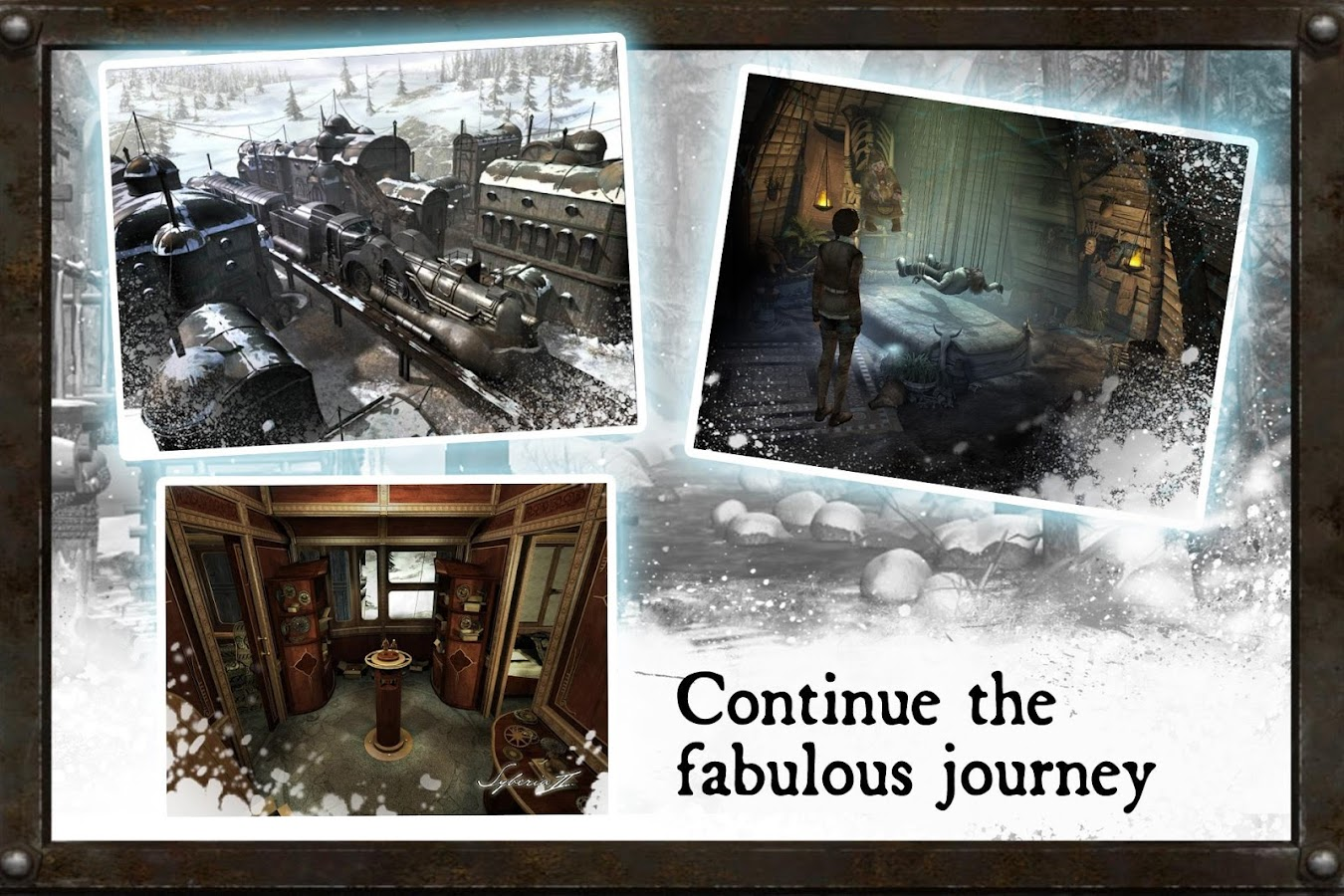 Syberia 2 (Full) Screenshot 2
