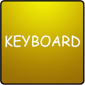 Gold Keyboard Skin icon