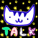 KakaoTalk Tema Cat Meow icon