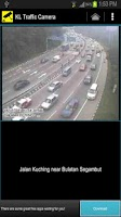 Screenshot of KL Traffic Camera