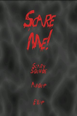 Scare Me Scary Horror App