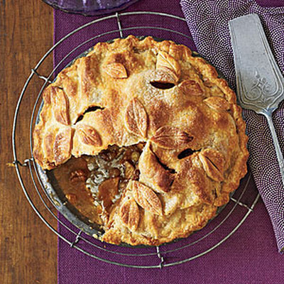Apple Dumpling Pie