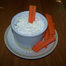 Garlic-Feta Cheese Spread