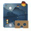 Lanterns for Google Cardboard for Lollipop - Android 5.0