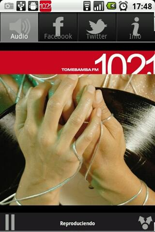 Tomebamba 102.1 FM