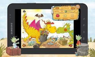 Screenshot of Die Olchis - Ein Drachenfest