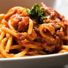 Bucatini al'Amatriciana