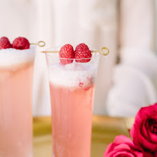 Raspberry Rose Cocktail