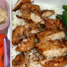 Bento Chicken Teriyaki