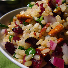 Fruited Rice Salad