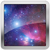 Space Quasar HD Live Wallpaper APK for Bluestacks