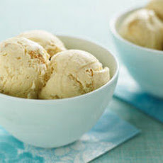 Graham Cracker Malted Vanilla Ice Cream Recipe