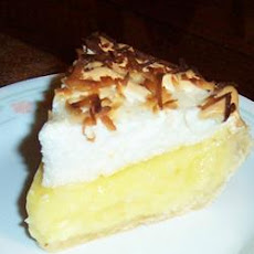 Coconut Cream Pie V
