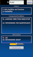 Screenshot of QCode Notam Decoder