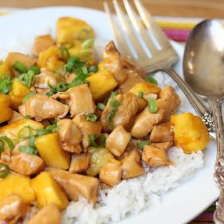 Fresh Pineapple Main Course Recipes