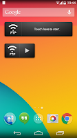 Screenshot of Ftp Widget