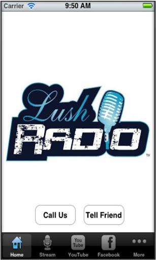 Lush Radio Online