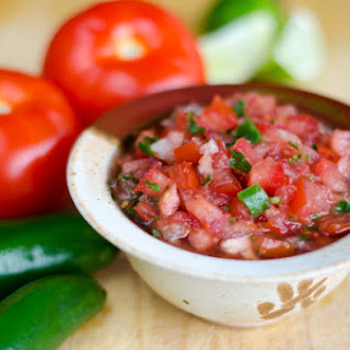 Fresh Tomato Salsa Cilantro Recipes