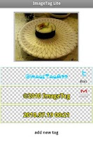 Screenshot of ImageTag - Tag Your Images
