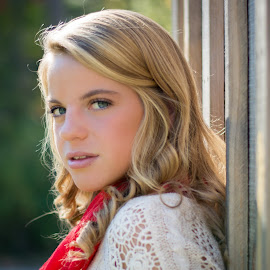 Tay by Brandi Davis - People Portraits of Women ( senior session, woman, outdoor, senior, portrait )