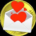 Declarações de Amor APK for Bluestacks