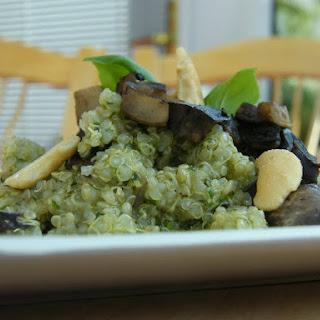 Quinoa Mushroom Salad Recipes