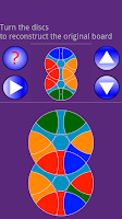 Screenshot of Circle Puzzle