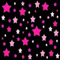 Pink Star Theme icon