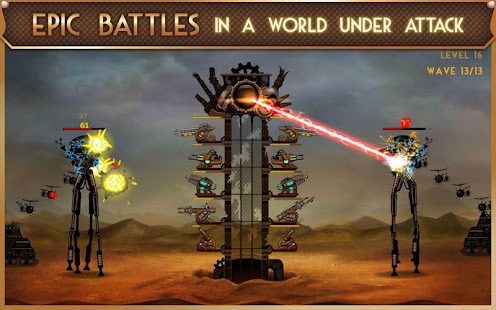 Steampunk Tower APK for Bluestacks