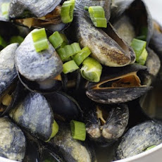 Mussel Ginger Soup