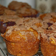 Pumpkin Apple Streusel Muffins Version 2
