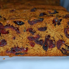 Coffee & Cranberry Breakfast Biscotti