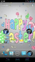 Screenshot of Happy Easter Live Wallpaper