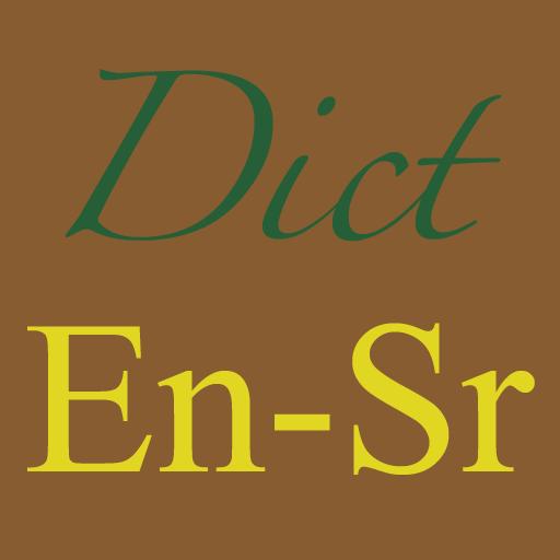 Android aplikacija English Serbian Dictionary
