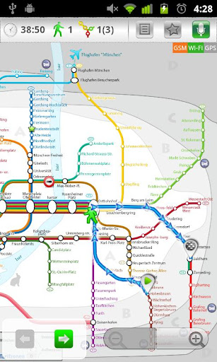 Munich Metro 24
