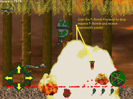 Screenshot of Death Balloon Free