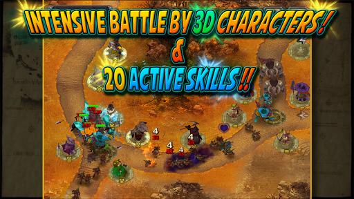 Quest Defense - Tower Defense - screenshot