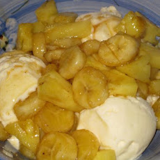 Islands Bananas Foster