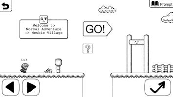 Screenshot of Normal Adventure