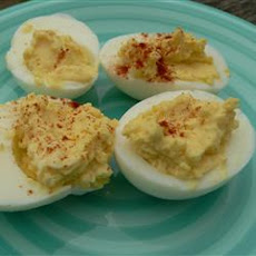 April's Deviled Eggs
