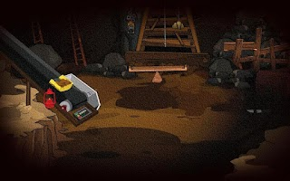 Screenshot of Escape Games Dark Cave Escape