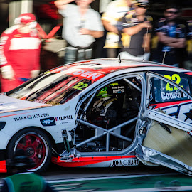 Pit stop required by Diane Flynn - Novices Only Sports ( clipsal 500, car, supercar, motor, racing, car racing, v8 )