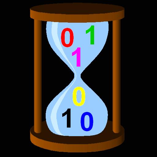 生活App|二進制時鐘 C.P.S. LOGO-3C達人阿輝的APP