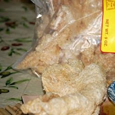 Cinnamon and Sugar Pork Rinds