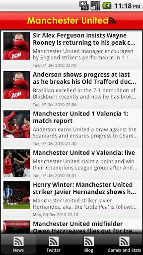 Manchester United: FanZone