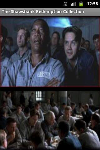 The Shawshank Redemption App