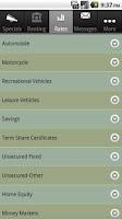 Screenshot of Chief Financial Credit Union